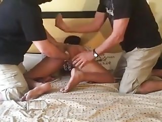 Asian Thai Wife Anal Fisting