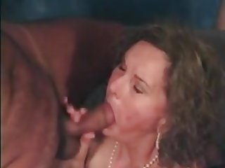 Jeanette, the most horny granny
