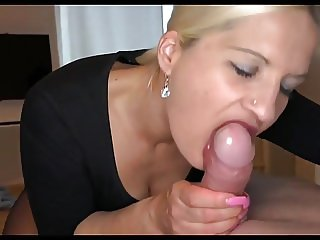 Huge Cumshot On Her Ass