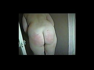 Spankybum Wife Self Spanking