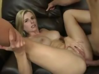 Mom love anal & swallow