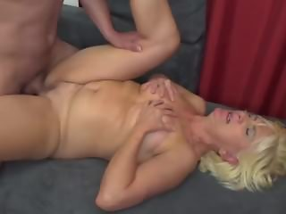 Mature Stepmom Or Granny Fucked Hard