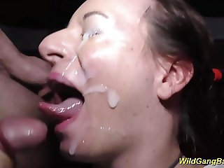 german deepthroat queen anal banged