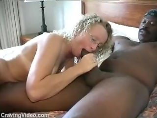 Slut wife Cathy taking two cocks in her pussy