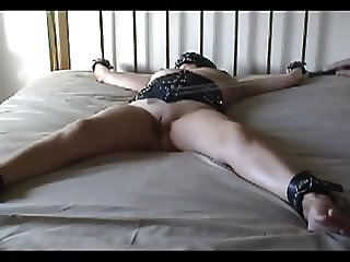 Punishing my slut wife