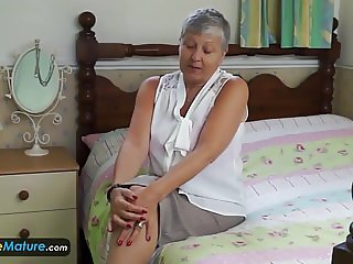 EuropeMaturE Sexy and Busty Grannies Compilation