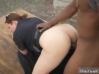 Teen first time black cock Break-In Attempt