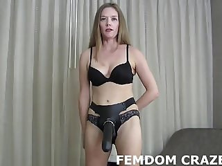 A cock hungry whore like you will love this