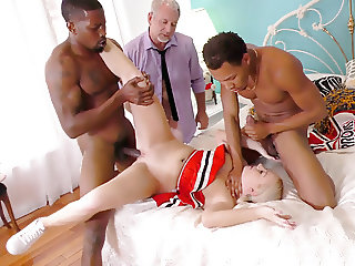 I Enjoys Watching My Step Daughter Gets Fucked