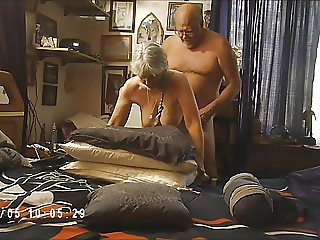 Throat Fucking and Spanking my Bitch Debbie