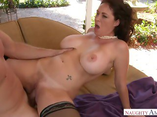 Step Mom Charlee Chase Needs Cock Inside