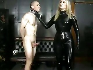 slave cock punished