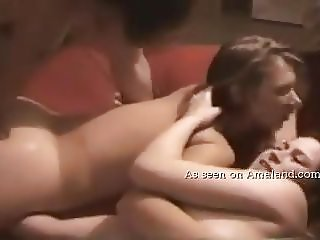 Fucking hot blonde in the ass