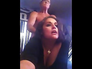 SEXY BBW HAVING SEX WITH HER OLD MAN