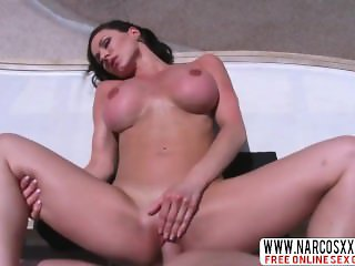 Not Young Stepmom Kendra Lust Gets Brutal Cock