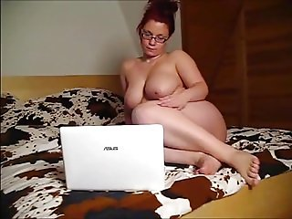 Kathys saftige Webcam Teil 1 Softcore