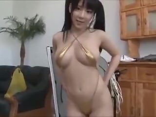Japanese cute girl big boobs Luna (compilation)