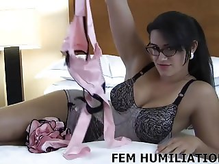 These pink panties will look great on you