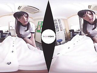 Japanese VR Porn, Do you need my healing