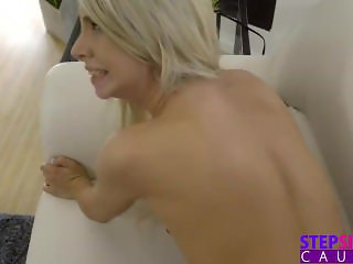 Hot Sis Playing Do Not Cum Challenge With My Cock