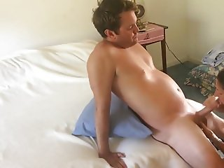 Hot Wife sextape with the hubby