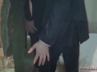 Incredibly horny arab wife fuck Anything to