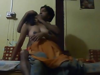 Indian Bahabi Romantic Fun with Hubby