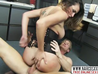 Happy Mommy Danica Dillon In Stockings Anal