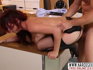 Impressive Not Mother Ashlee Graham In Stockings Creampie