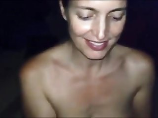 Hot Blowjob & Swallow Skinny Amateur