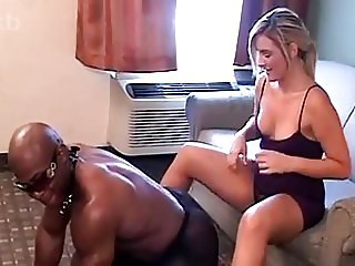 blonde wife blacked