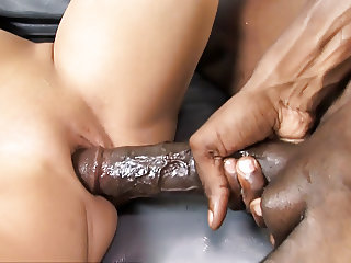 Daddy Watches Sammie Spades Gets Pounded By A BBC
