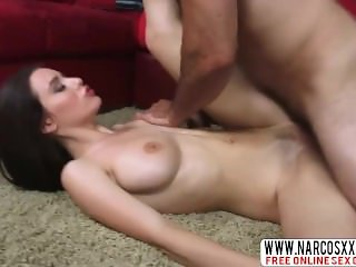 Voracious Sis Lana Rhoades Makes Hardcore Dick