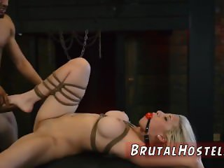 Man bondage by girl Now she's broke,