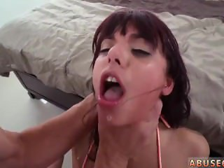 Rough hard deep Gina Valentina Gets Her Wish