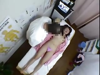 JP Clinic Massage Room 1 (censored) - 5-6