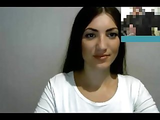 Hot 38 year Russian mature play in skype