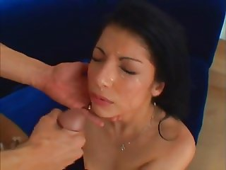 Young New Latina In 1st Porno