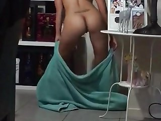 Silly Play Dance after My Shower