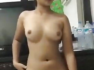 Indonesian Teen Stripper
