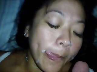 0130817v11 pt2 Asian milf gives prostate massage for facial