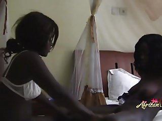 Voluptuous ebony hotties love each other very much