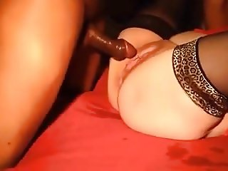 Bbc creampie nasty bitch pump cum