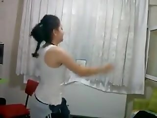 Turkish Girl Party on Cam