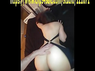 PAWG Doggy & Riding Booty Big Ass Nice POV Compilation 3