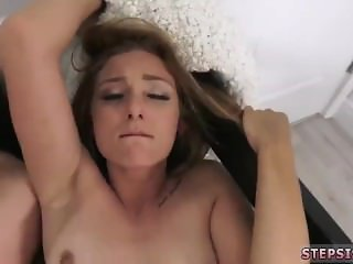 crony's step sister and cumming her