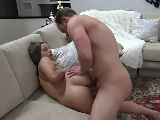 Sexy Liza Rove Fucks In The Villa