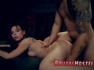 Lingerie bdsm fuck and passionate rough sex