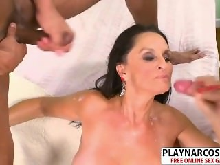 Cutie Girlfriend Mom Rita Daniels Gets nailed Well Her Stepson