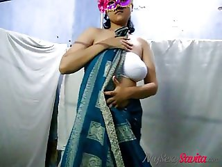 Big Breasted Indian MILF Savita Bhabhi